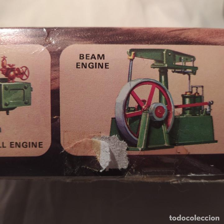 Maquetas: 1808 steam locomotive airfix.1968.motor eléctrico. Nuevo - Foto 4 - 217048038