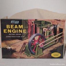 Maquetas: BEAM ENGINE AIRFIX.1968.MOTOR ELÉCTRICO. NUEVO. Lote 217048312