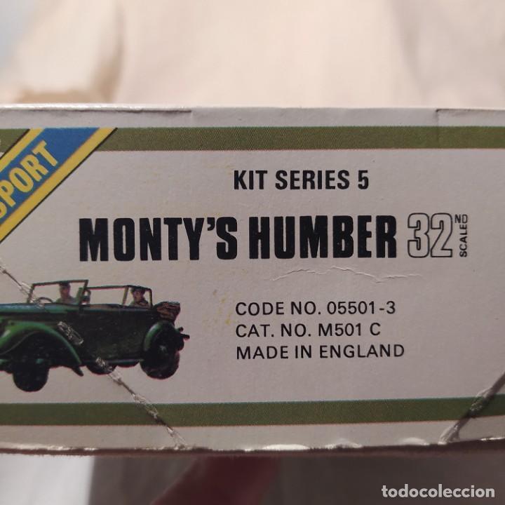 Maquetas: Montys Humber 32 scale de Airfix. Modelo de 1973. Nuevo - Foto 2 - 217049430
