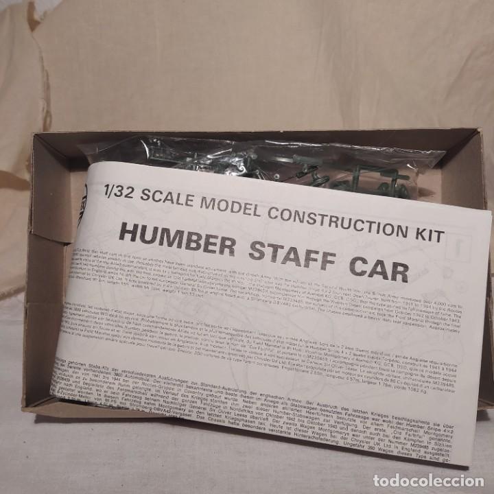 Maquetas: Montys Humber 32 scale de Airfix. Modelo de 1973. Nuevo - Foto 3 - 217049430