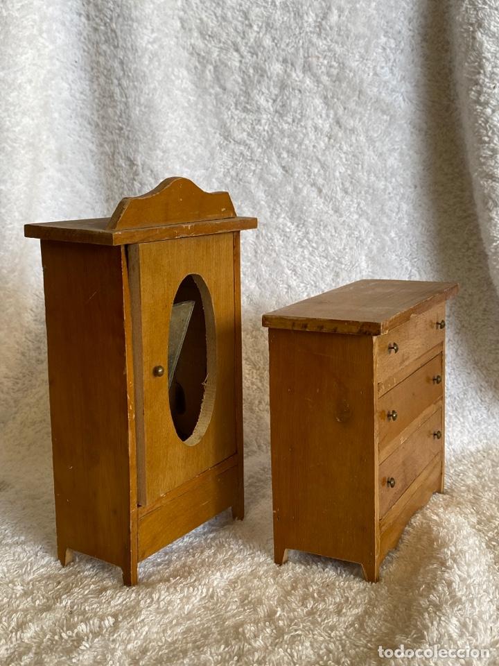 Maquetas: Muebles pequeños de casa de muñecas - Foto 2 - 217087295