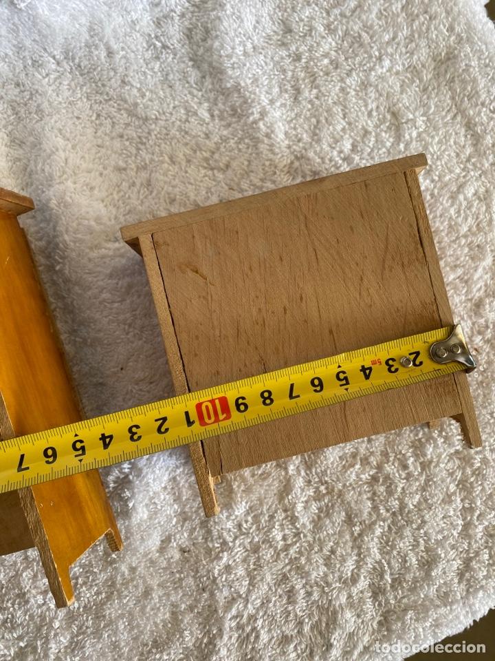 Maquetas: Muebles pequeños de casa de muñecas - Foto 4 - 217087295