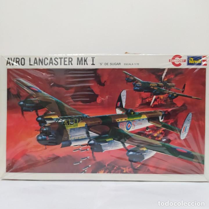 AVRO LANCASTER MK1 S DE SUGAR 1/72. REVELL/CONGOST. NUEVO (Juguetes - Modelismo y Radio Control - Maquetas - Aviones y Helicópteros)