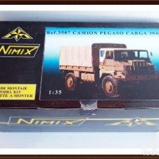 Maquetas: NIMIX REF 3507 KIT RESINA PEGASO 3046 4X4. Lote 92163235