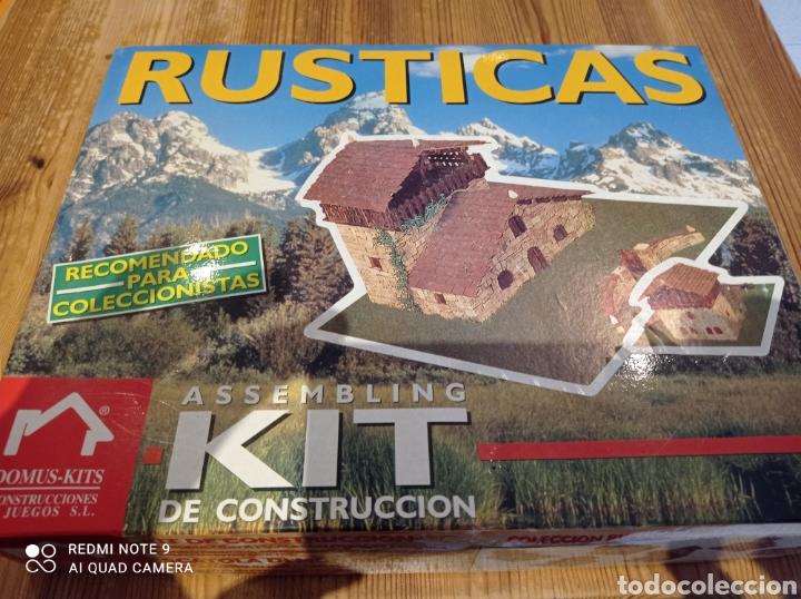 ASSEMBLING KIT DE CONSTRUCCIÓN RÚSTICAS (Juguetes - Modelismo y Radiocontrol - Maquetas - Construcciones)