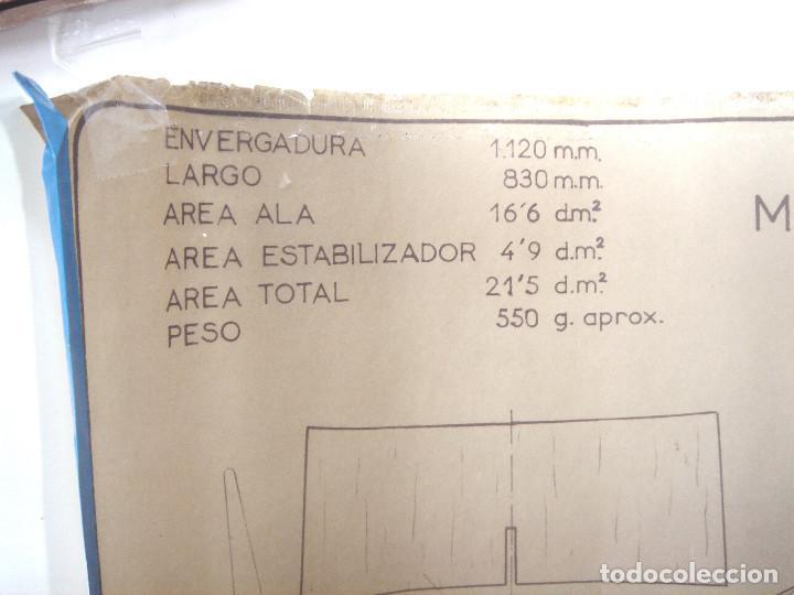 Maquetas: PLANOS MAQUETA - AVIONETA CESSNA 180 ESC:1:1 MOTORES 1CC-VUELO LIBRE AÑOS 50/60-AVION CONSTRUCCION - Foto 11 - 217804881