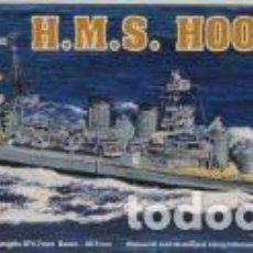 Maquetas: ACORAZADO INGLES HMS HOOD 1941 II GUERRA MUNDIAL TRUMPETER 1/700. A ESTRENAR COMPLETO-PRECINTADO. Lote 218241252