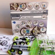 Maquetas: ROBOTIC ECO ROBOT SOLAR PARA MONTAR IMAGICAL. Lote 218286890