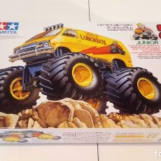 Maquettes: TAMIYA MINI 4WD LUNCH BOX 17003. ESCALA 1/32. Lote 218310967
