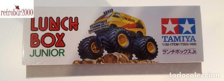Maquetas: Tamiya Mini 4WD Lunch Box 17003. Escala 1/32 - Foto 4 - 267069674