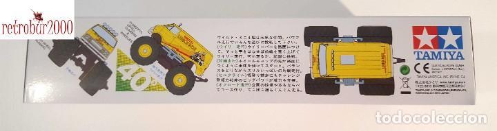 Maquetas: Tamiya Mini 4WD Lunch Box 17003. Escala 1/32 - Foto 5 - 267069674