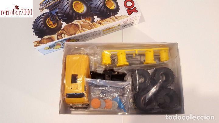 Maquetas: Tamiya Mini 4WD Lunch Box 17003. Escala 1/32 - Foto 6 - 267069674