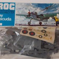 Maquetas: FAIREY BARRACUDA MK II. FROG 1/72. Lote 218399586
