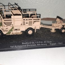 Maquettes: TANQUE BEDFORD QL+6. Lote 218539611