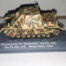 Maquettes: TANQUE STURMPANZER IV. Lote 218539843