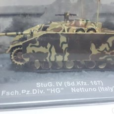 Maquettes: TANQUE STUG IV. Lote 218540658