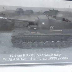 Maquettes: TANQUE 10.5 CM K PZ SFI DICKER MAX. Lote 218541250