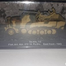 Maquettes: TANQUE SD.KFZ.7/2. Lote 218541698