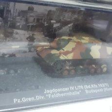 Maquettes: TANQUE JAGDPANZER IV L70. Lote 218541743