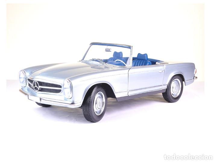 Maquetas: Mercedes-Benz W113 PAGODA a escala 1:8 en resina - Foto 2 - 218673498
