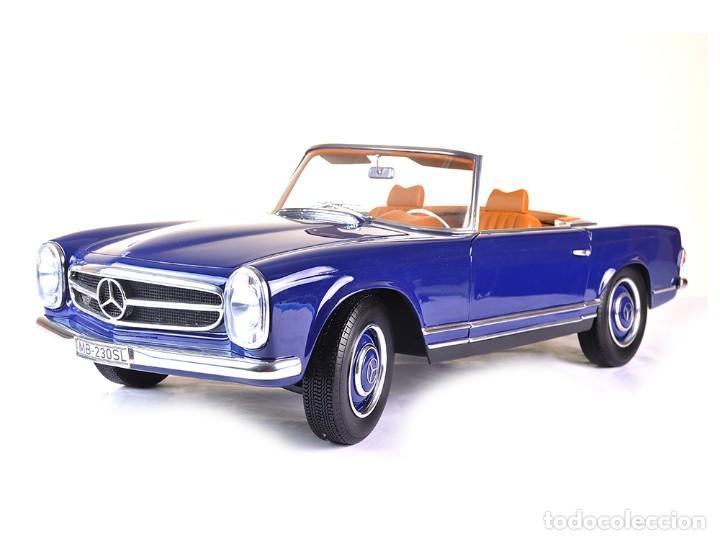 Maquetas: Mercedes-Benz W113 PAGODA a escala 1:8 en resina - Foto 3 - 218673498