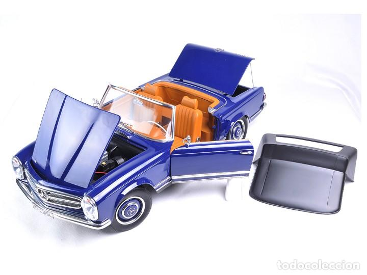Maquetas: Mercedes-Benz W113 PAGODA a escala 1:8 en resina - Foto 5 - 218673498