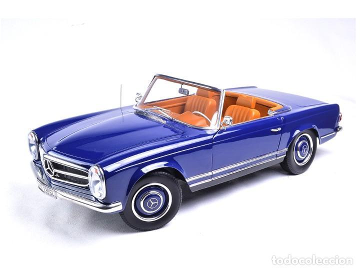 Maquetas: Mercedes-Benz W113 PAGODA a escala 1:8 en resina - Foto 6 - 218673498