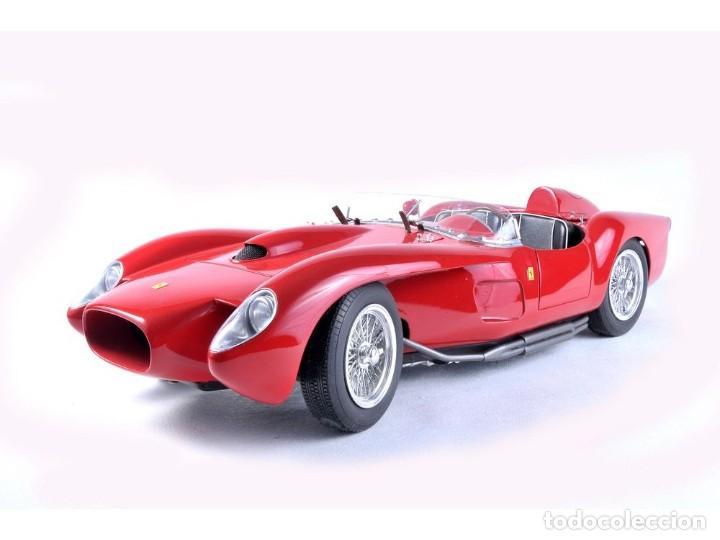 Maquetas: Ferrari 250 Testarossa (1958) a escala 1:8 NO POCHER, resina. - Foto 2 - 218674708