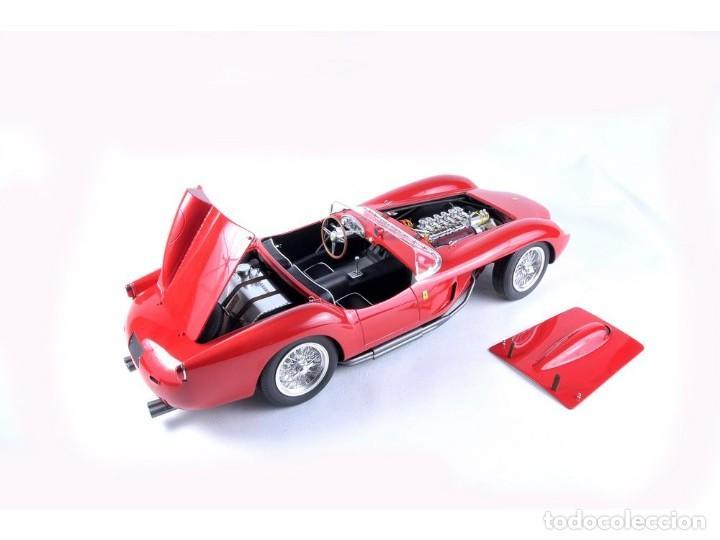 Maquetas: Ferrari 250 Testarossa (1958) a escala 1:8 NO POCHER, resina. - Foto 3 - 218674708