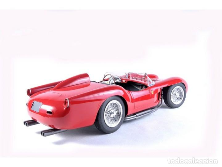 Maquetas: Ferrari 250 Testarossa (1958) a escala 1:8 NO POCHER, resina. - Foto 4 - 218674708
