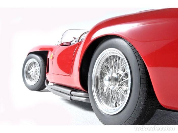 Maquetas: Ferrari 250 Testarossa (1958) a escala 1:8 NO POCHER, resina. - Foto 5 - 218674708
