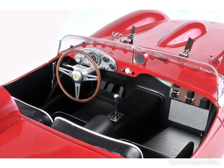 Maquetas: Ferrari 250 Testarossa (1958) a escala 1:8 NO POCHER, resina. - Foto 6 - 218674708