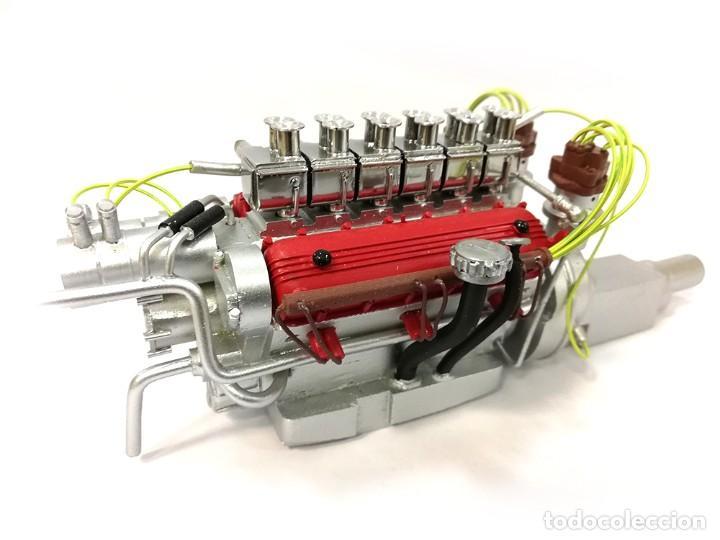 Maquetas: Ferrari 250 Testarossa (1958) a escala 1:8 NO POCHER, resina. - Foto 7 - 218674708