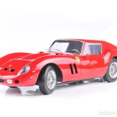 Maquetas: FERRARI 250 GTO (1962) A ESCALA 1:8 NO POCHER, EN RESINA. Lote 218675138