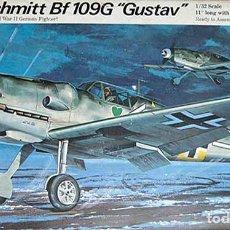 Maquetas: MAQUETA DEL CAZA MESSERSCHMITT BF 109G GUSTAV DE REVELL A 1/32 (VINTAGE, OCASIÓN). Lote 218685740