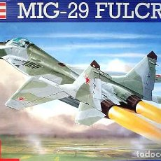 Maquetas: MAQUETA DEL CAZA RUSO MIKOYAN GUREVICH MIG-29 FULCRUM DE REVELL A ESCALA 1/32 (OCASIÓN, REBAJADO!). Lote 218686102