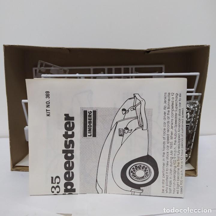 Maquetas: Classic Auburn speedster escala 1/25 Lindberg Nuevo. - Foto 2 - 218690881