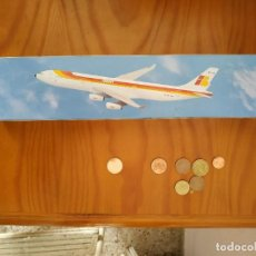 Maquetas: LINEAS AEREAS ESPAÑOLAS IBERIA - MAQUETA MODELO AIRBUS A340. Lote 218705802