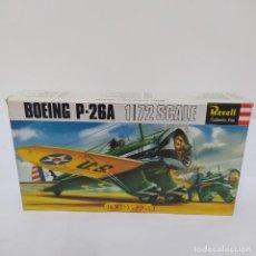 Maquetas: BOEING P-26A REVELL 1/72. AÑOS 60. NUEVO. Lote 218787470