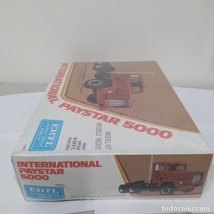 Maquetas: International paystar 5000 ERTL 1/25. Precintado sin abrir - Foto 2 - 286691808