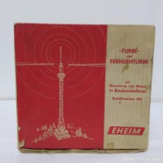 Macchiette: FUNK AND FERNSEHTURM DE EHEIM 303. MUY BUEN ESTADO. Lote 219108420