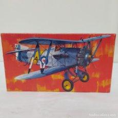 Maquetas: FAIREY FLYCATCHER P610-100 PYRO. NUEVO SIN ESTRENAR. 1970. Lote 219157932