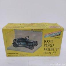 Maquetas: 1925 FORD MODEL T 1/48 SCALE RENWAL. NUEVO. Lote 219173412