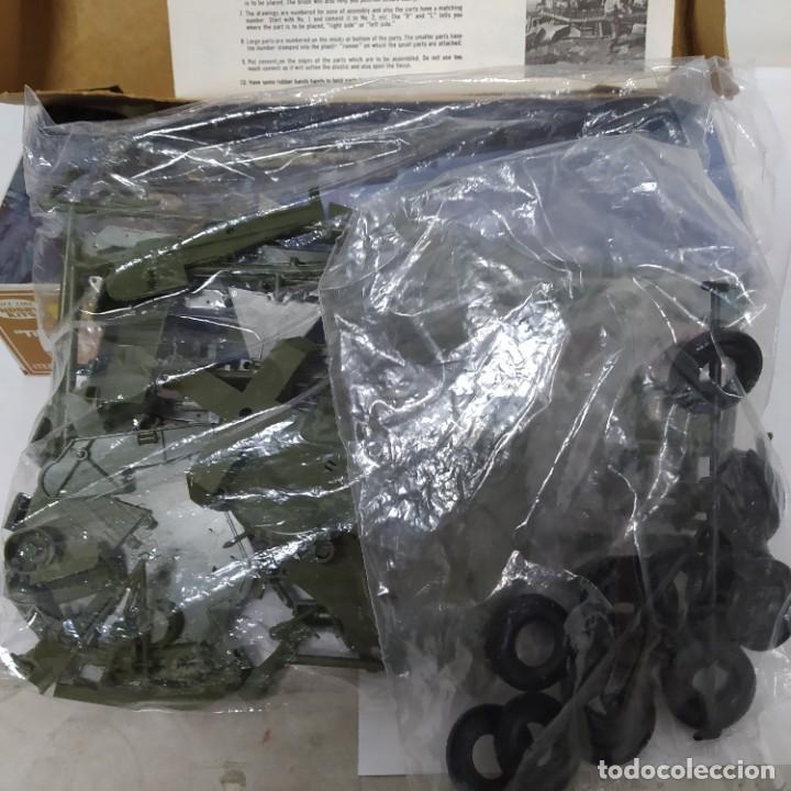 Maquetas: 120mm tillie the toiler anti-aircraft gun & carrier. Nueva - Foto 5 - 219177598
