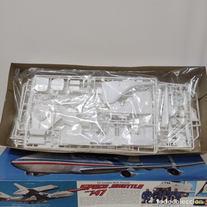 Maquetas: Enterprise Space shuttle and 747 Revell 1/144. Sin abrir - Foto 4 - 219200567