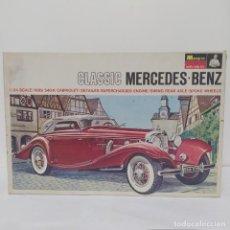 Maquetas: CLASSIC MERCEDES-BENZ 1/24 MONOGRAM. NUEVO Y COMPLETO. Lote 219215985