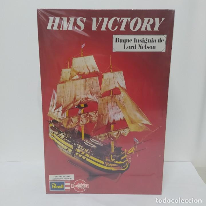 HMS VICTORY REVELL.. NUEVO, CAJA PRECINTADA. (Juguetes - Modelismo y Radiocontrol - Maquetas - Barcos)