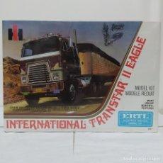 Maquetas: INTERNATIONAL TRANSTAR II EAGLE ERTL 1/25. CAJA PRECINTADA. Lote 219320782