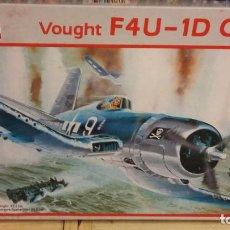 Maquetas: VOUGHT F4U 1D CORSAIR. REVELL 1/32. Lote 219467105