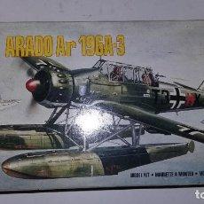 Maquetas: ARADO AR 196 A 3. AIRFIX 1/72. Lote 219579087